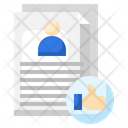 Interview Feedback Icon