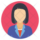 Professional Employment Avatar Icon