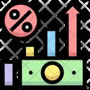 Intreset Graph Profit Graph Intresetmprofit Icon