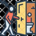 Inroad Invasion Aggression Icon