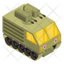 Tank Military Tank Invade Tank Icon