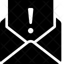 Invalid message Icon