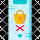 Invalid Password Icon