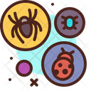 Invasion Insect Fly Icon