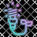 Invention Light Idea Icon