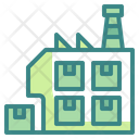 Inventory Shipping Delivery Icon