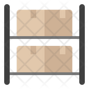 Inventory Warehouse Product Stock Icon