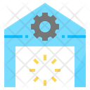 Zero Inventory Disappear Icon