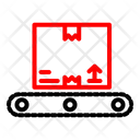 Inventory Cargo Package Icon