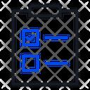 Inventory Checklist Clipboard Icon