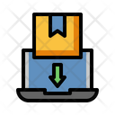 Inventory Store Ecommerce Icon