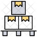 Inventory Control Warehouse Icon