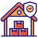 Inventory Insurance Icon