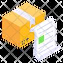 Checklist Inventory Logistic Checklist Icon