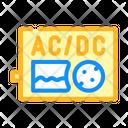 Inverter Electric Equipment Icon
