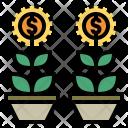 Invest Spend Investment Icon