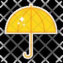 Invest Rain Umbrella Icon