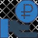 Invest Money Saving Coin Icon