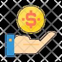 Invest Money Icon