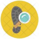 Investigate Footprint Search Icon