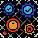 Test Check Verify Icon