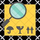 Investigate Box Icon