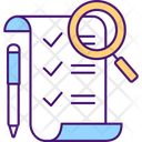 Investigating Contract Items Icon