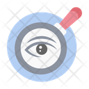 Monitoring Investigation Analysis Icon