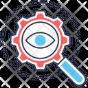Auditing Investigation Examination Icon
