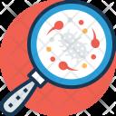 Laboratory Testing Culture Icon