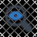 Review Search Investigation Icon