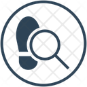 Detective Justice Evidence Icon