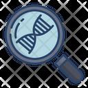 Investigation Loupe Search Icon