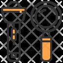 Investigation tools Icon