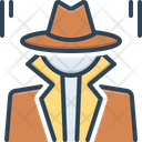 Investigator Detective Inquisitor Icon