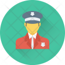 Detective Spy Secret Icon