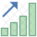 Investment Graph Chart Icon