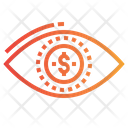 Investment Vision Goal Icon