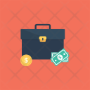 Business Investment Portfolio Icon