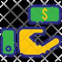 Business Investation Money Cash Icon