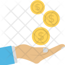 Money Coin Cash Icon