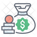 Banknote Paper Currency Finance Icon