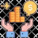 Business Revenue Finance Icon