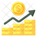Investment Revenue Expenditure Icon