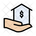 Bank Safety Dollar Icon