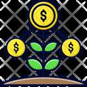 Passive Income Income Dividend Icon