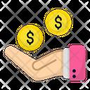 Money Cash Salary Icon