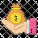 Income Passive Income Wage Icon