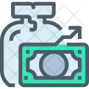 Investment Moneybag Cash Icon