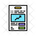Investment Contract Color Icon